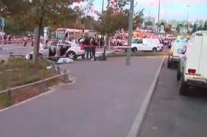 Gerusalemme, auto contro folla alla fermata del tram: uccisa bimba di 3 mesi