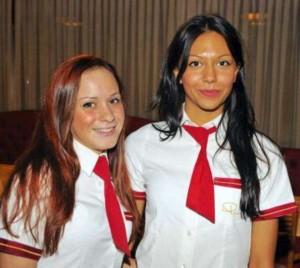 Gloria e Sara, cameriere-infermiere salvano la bimba che rischiava di soffocare