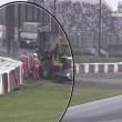Gp Giappone F1, incidente per Jules Bianchi 3