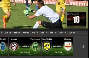 Juve-Stabia-Messina: diretta streaming su Sportube.tv, ecco come vederla