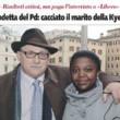 """""""Vendetta del Pd: cacciato il marito della Kyenge"""", Giacomo Amadori su Libero"""