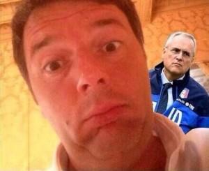 """Lotito contro Renzi: """"Calcio non paga Polizia"""". A Roma lo chiamano Lotirchio"""