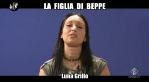 """Luna Grillo, intervista a Le Iene: """"Papà Beppe è tirchio, è genovese"""""""