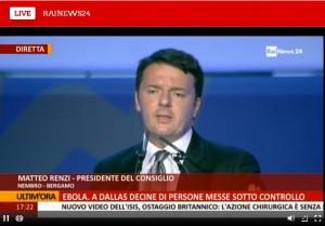 Matteo Renzi a Confindustria: Togliamo l'articolo 18 per i neoassunti
