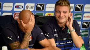 """Video, Immobile-Zaza: """"Siamo gli 'ignoranti' del gol"""""""