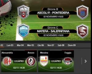 Messina-Foggia: diretta streaming su Sportube.tv, ecco come vederla