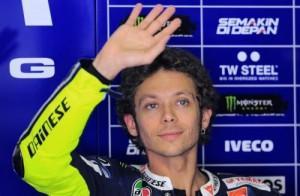 MotoGp Giappone, Dovizioso in pole, Valentino Rossi secondo