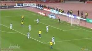 Video gol, Brasile-Argentina 2-0: Tardelli show nel Superclassico Americhe