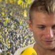Ciro Immobile video gol in St. Pauli-Borussia Dortmund 0-3