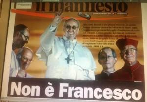 """Antonio Socci, libro contro papa Bergoglio: """"Non è Francesco""""... Troppo Scalfari"""
