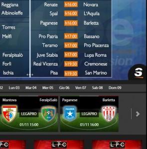 Paganese-Barletta: diretta streaming su Sportube.tv, ecco come vederla