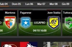 Paganese-Juve Stabia, diretta streaming su Sportube.tv, ecco come vederla