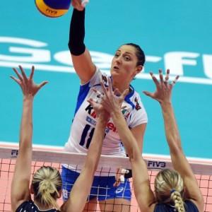 Pallavolo: Italia-Usa 3-0 ai Mondiali femminili