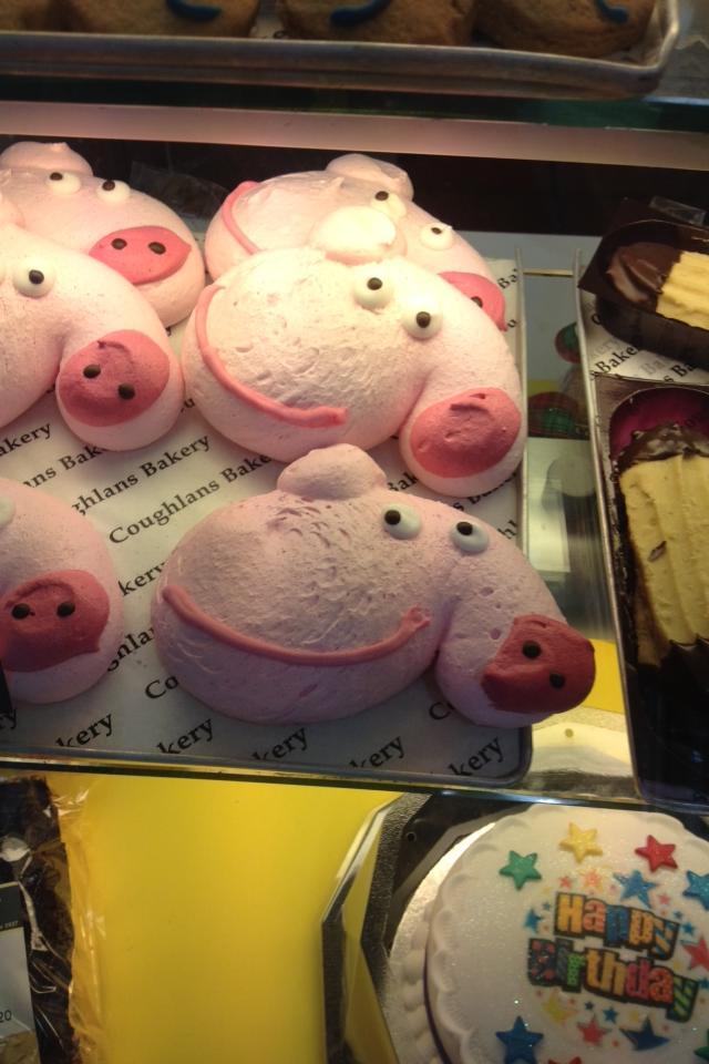 Peppa Pig a forma di pene: i biscotti non adatti ai bambini fotografati in Inghilterra