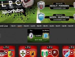 Pisa-San Marino: diretta streaming su Sportube.tv, ecco come vederla