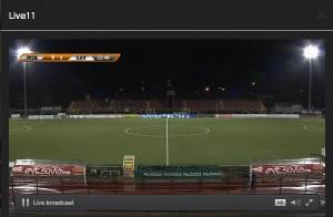 Pontedera-Savona 0-1: diretta streaming su Sportube.tv. Sospesa per nubifragio