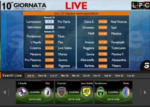 Pordenone-Pavia: diretta streaming su Sportube.tv, ecco come vederla