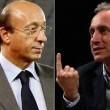 """Luciano Moggi contro Marco Travaglio: """"Sei uno pseudo juventino, vergognati"""""""
