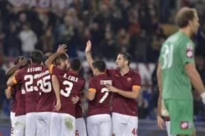 Video gol e pagelle. Genoa-Juventus 1-0 e Roma-Cesena 2-0: Destro-Antonini gol