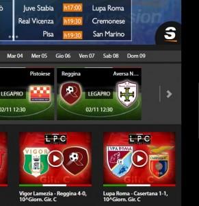 Reggina-Aversa Normanna: diretta streaming su Sportube.tv, ecco come vederla