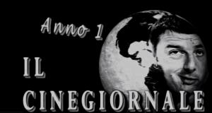 Cgil, sul sito il primo cinegiornale satirico dell'epoca Renzi