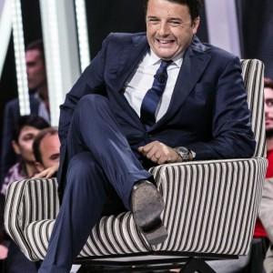 """Renzi: """"Landini occupa fabbriche, io le apro. Fiducia Jobs Act a Camera? Forse"""" VIDEO"""