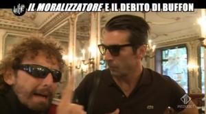 """Le Iene, Filippo Roma: """"Il moralizzatore e il debito di Buffon"""" VIDEO"""