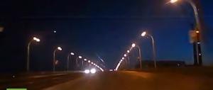 Russia, luce avvistata in cielo a Kemerovo in Siberia