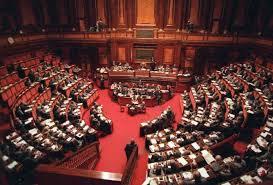 Roma, Senato, 28 ottobre 2014, a verbale il bavaglio alla libertà di stampa