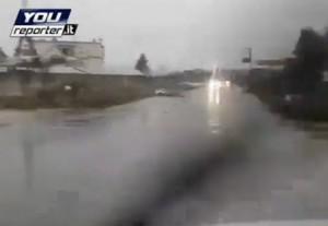 Maltempo, tromba d'aria fa danni a Siracusa (video)