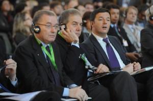 Tfr in busta paga. Matteo Renzi frena, Giorgio Squinzi ha mollato a metà strada