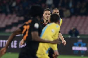 Francesco Totti (foto Lapresse)
