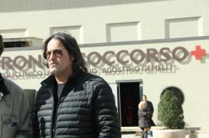 Alda D'Eusanio contro Marco Baldini