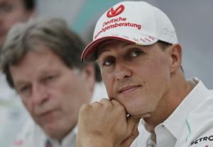 Michael Schumacher, danno al cervello è stato causato da stecca della Go Pro