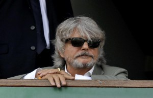 """Massimo Ferrero: """"Inter-Sampdoria? Se durava 2' in più pareggiavamo"""""""