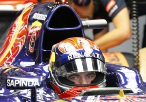 Max Verstappen, a 17 anni è il pilota di F1 più giovane di sempre