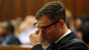 """""""Oscar Pistorius rischia lo stupro in cella"""""""