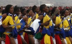 """""""Non fate sesso, vi diamo 15 euro"""". Swaziland, politica anti-Aids per ragazze"""
