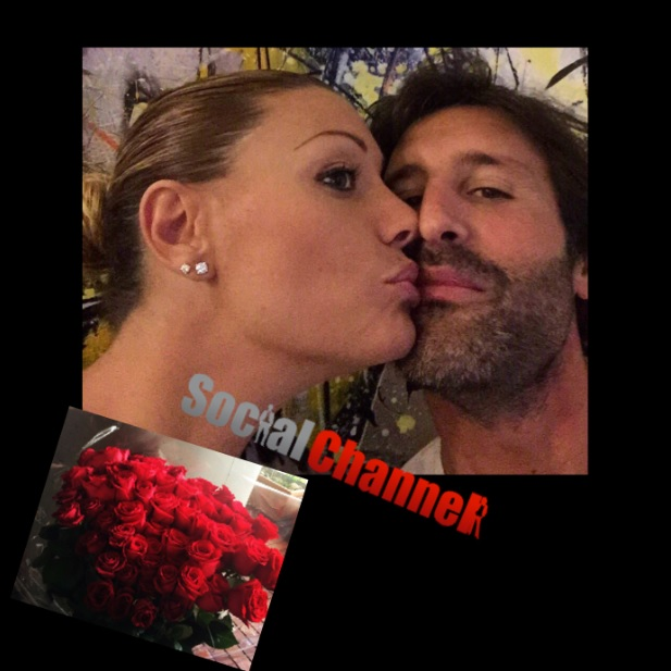 Tamara Pisnoli e Arnaud Mimran: il primo bacio (FOTO) - tamara_pisnoli_arnaud_mimran_foto