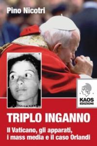 Pino Nicotri  presenta il libro sul caso Orlandi. L'intervista a Radio Radicale