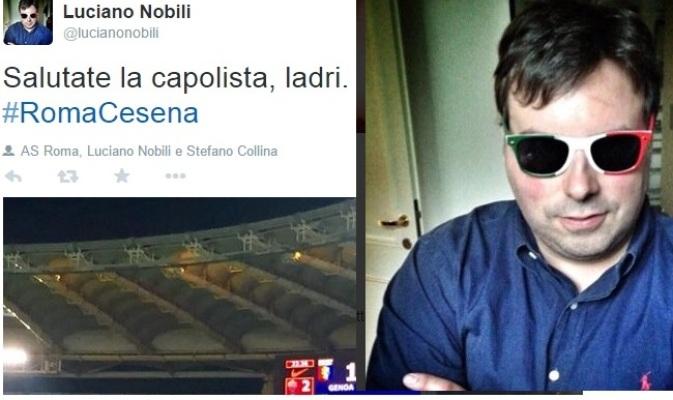Luciano nobili vicesegretario pd a roma su twitter for I nobili infissi opinioni