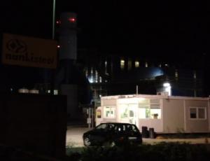 San Giorgio di Nogaro (Udine): scoppia altoforno: sette operai feriti