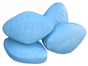 Viagra può rendere ciechi gli uomini