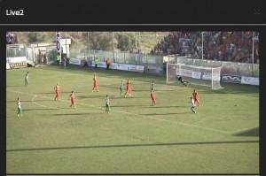 Vigor Lamezia-Catanzaro 2-1: highlights  su Sportube.tv, ecco come vederli