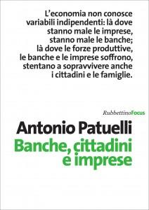 Patuelli e il filo indissolubile tra banche, cittadini e imprese. Andrea Bassi, Il Messaggero