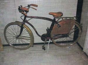 La bicicletta di Alberto Stasi