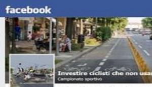 La pagina Facebook prima della chiusura