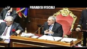 Le Iene, Nadia Toffa e i paradisi fiscali