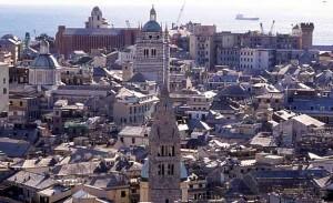 Un canale di mare dentro Genova. Piano ridisegna la linea del Porto. Dellacasa, Corriere della Sera