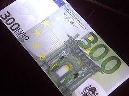 Guarda la versione ingrandita di La banconota da 300 euro spesa nella terra della Merkel